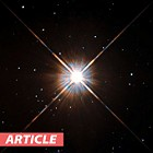 Hubble Images Our Closest Neighbor: Proxima Centauri